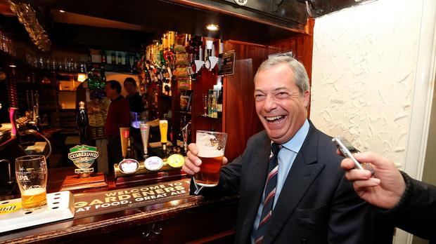 The drama imagines the first weeks in power of a Ukip government led by Nigel Farage
