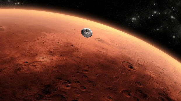 Five Britons have been shortlisted for the Mars One Project (Nasa/PA)