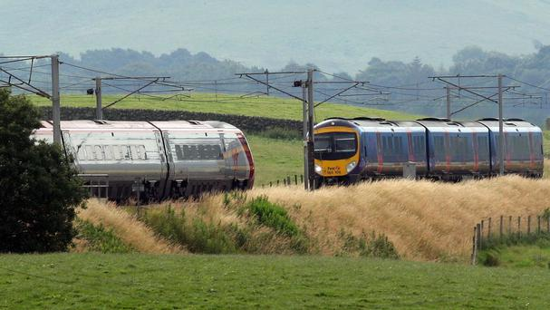 Passengers travelling on the West Coast line will have locally sourced milk served with their tea