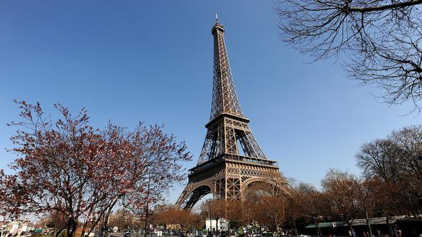 More drones have been spotted over Paris