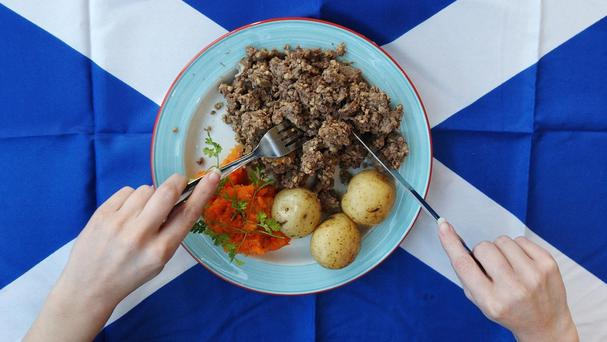 A plea for a Scottish chef to cook haggis in Brussels was among bizarre requests made by travellers to British consulate staff