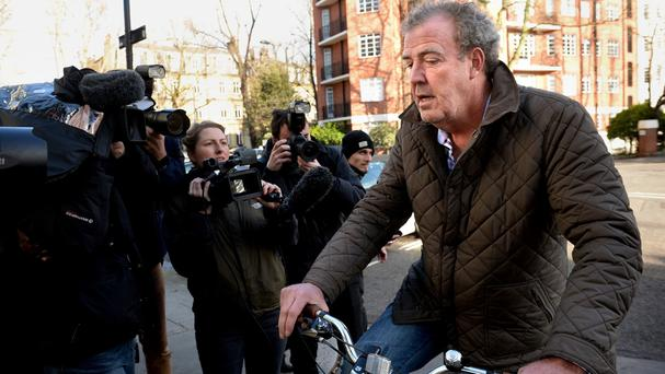 Jeremy Clarkson - new sympathy for environmental issues?