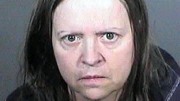 Cathryn Parker has lived under at least 74 aliases, Los Angeles County sheriff's officials said (AP/Los Angeles County Sheriff's Office)