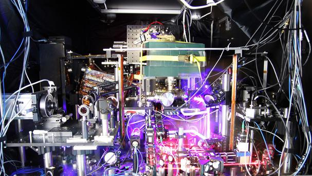 The strontium lattice clock now keeps even better time