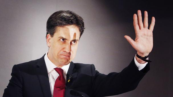 Labour party leader Ed Miliband has drawn an army of fans on social media