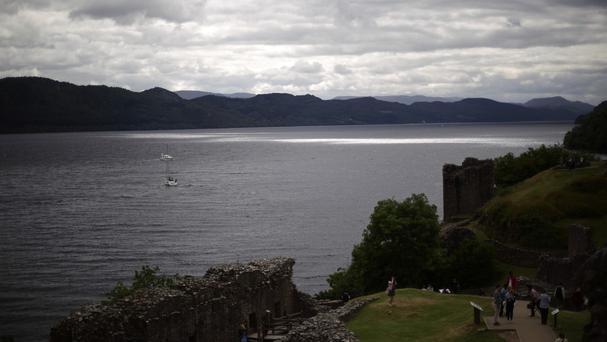 The first sighting of the Loch Ness monster dates back to 565AD