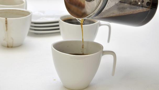 Those seeking longevity should drink no more than four cups of coffee a day, research suggests
