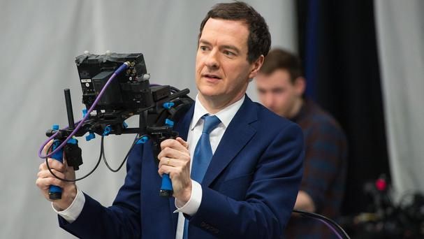 Chancellor George Osborne has admitted taking a selfie with Chelsea manager Jose Mourinho
