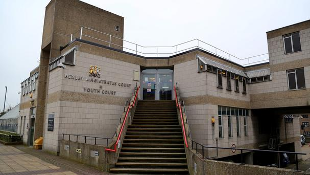 Bobby Heath is to appear again at Bexley Magistrates' Court
