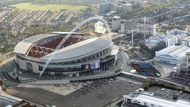 The Comer brothers have taken control of just over 1,200 acres across plots located to the north of Wembley Stadium