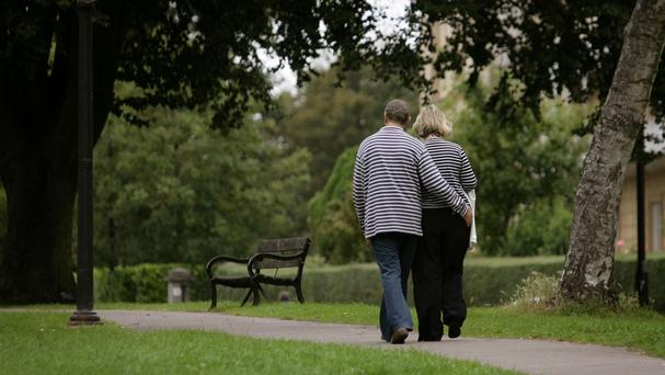 The study is thought to be the first to look at the links between relationship status and health in middle age in a large population sample