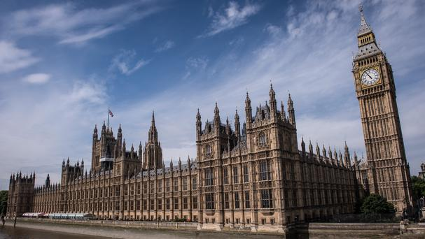 The suggestion was merely aimed at alleviating long queues in the voting lobbies of the House of Commons, the MP said