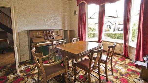 A four-bedroom house in Stockton, Teesside, which has hardly changed since 1952 is for sale for £235,000 (Hunters/PA)