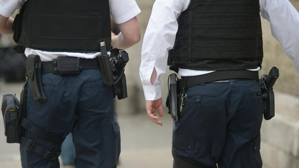 The men, aged 33, 35 and 42, are being questioned in custody