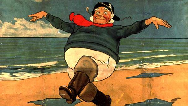 The Jolly Fisherman of Skegness