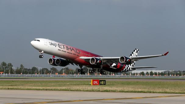 Etihad Airways argued that it is not unusual to be seated next to obese or coughing passengers