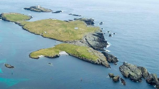 The Isle of Grunay is on sale for £85,000