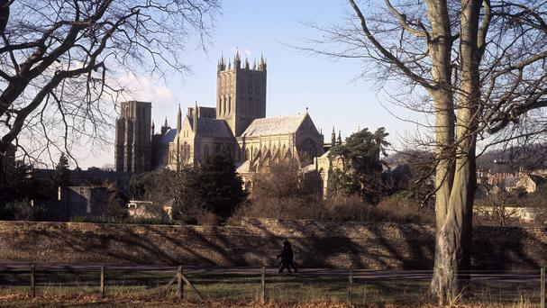 The superfast broadband scheme is being trialled in the Diocese of Bath and Wells