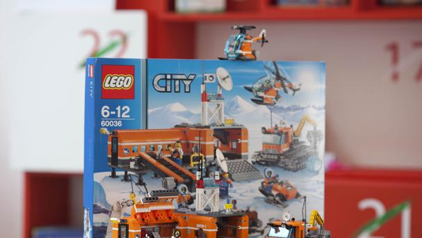 Investing in Lego beats the stock market over 15 years, research claims