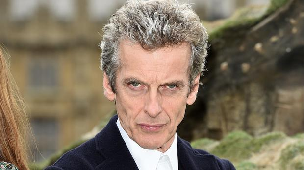 Doctor Who star Peter Capaldi wants to see some of his musical heroes in the TARDIS