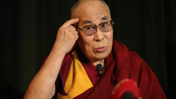 The Dalai Lama said there was no reason a woman could not replace him
