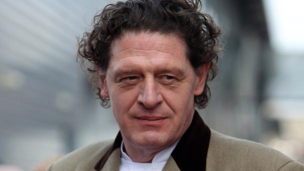 Marco Pierre White's guinea fowl have been kicking up a stink