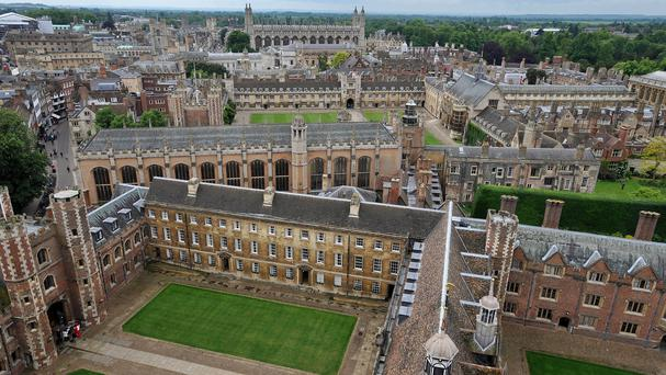 St John's College at Cambridge University is under investigation