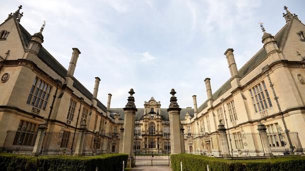 Oxford University has released its annual sample of admissions questions