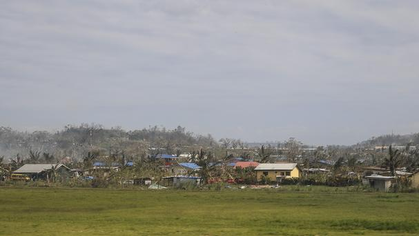 The nation of Vanuatu is made up of about 80 islands