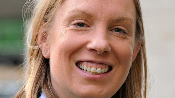 Tracey Crouch, parliamentary under secretary of state for sport, tourism and heritage, has become a passionate advocate of mindfulness