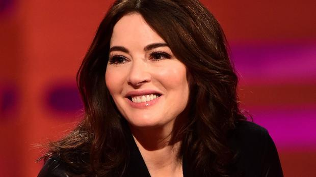 Nigella Lawson claims she is just a home cook who is not good enough to go on the Great British Bake Off