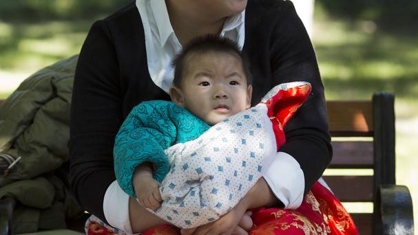 China has decided to scrap its decades-old one-child policy (AP)
