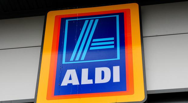 The only Aldi money off voucher in circulation is €20 off when €100 is spent which is available in this weekends Sunday Independent and Sunday World