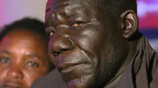 William Masvinu has held the Mister Ugly title since 2012 (AP)