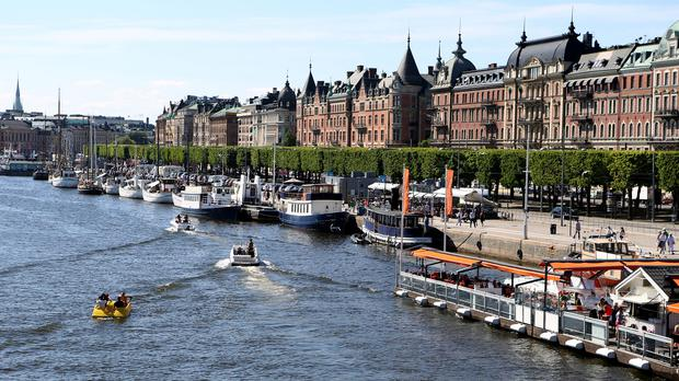 Next year's Eurovision Song Contest will take place in Stockholm