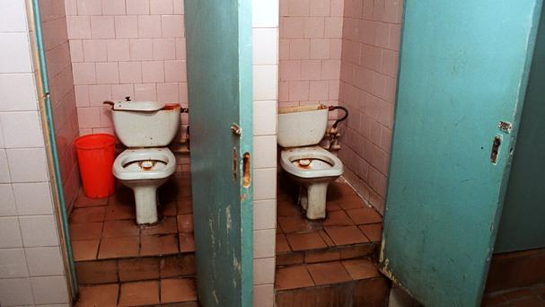 Bathgate has been named Scotland's first official toilet twinned town