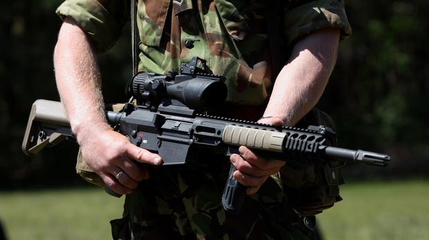 The soldiers will now be given an opportunity to have an independent assessment carried out on their B samples