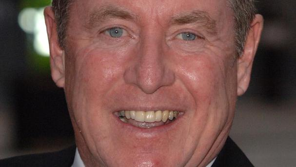 John Nettles says the last time he cried was in 1970