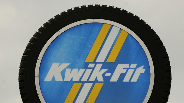 Kwik Fit tyre workout classes claim to make you Fit Kwik ...