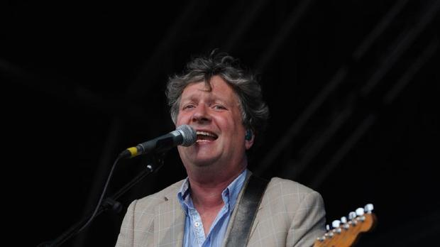 Glenn Tilbrook from Squeeze