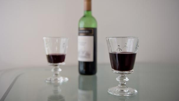 'Wineathlon' races see competitors offered the alcoholic drink to refuel with as well as water