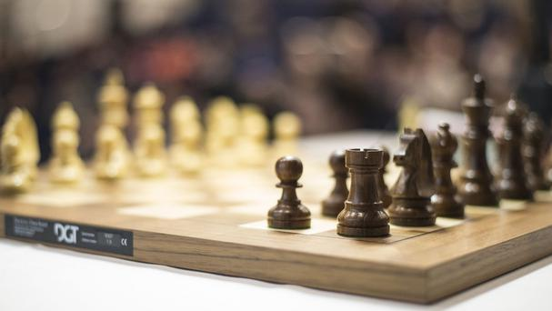A Muslim cleric says chess is not halal