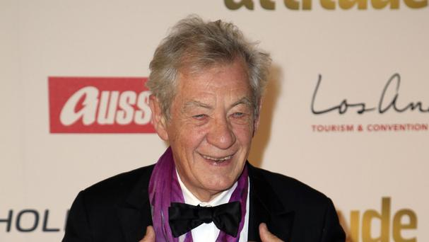 Sir Ian McKellen will host bus tours around London