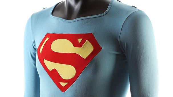 Superman says he stands for truth and justice