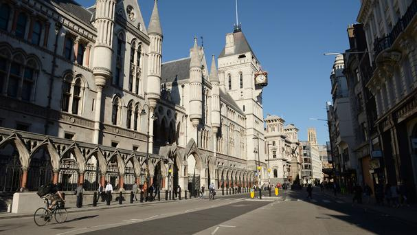 A High Court judge pronounced judgment on four cases by phone to Birmingham after a video link failure
