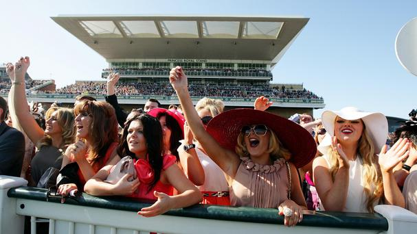 Aintree's women have been urged to embrace a more stylish look for this year's Grand National meeting