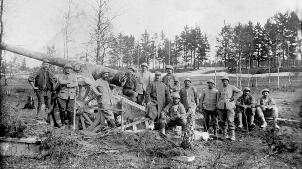 The battle at Verdun gave rise to a popular name during World War One