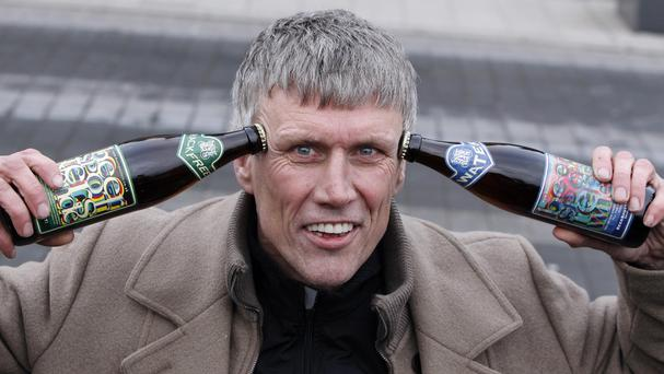 Bez was renowned for his 'freaky dancing' during his Happy Mondays days