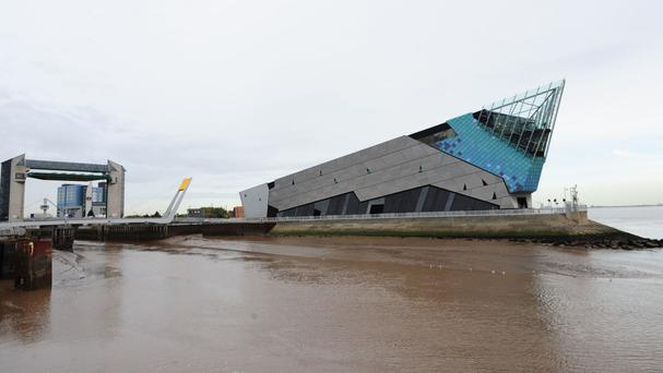 Hull is the 2017 UK City of Culture