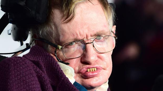 Stephen Hawking is backing the £70.2 million project known as Breakthrough Starshot